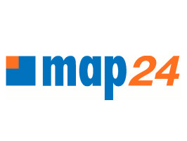 Map 24 Route planer