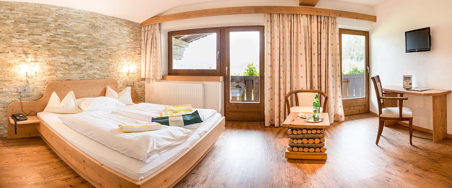Family and Vitality Hotel Auenhof in the Stubai Valley