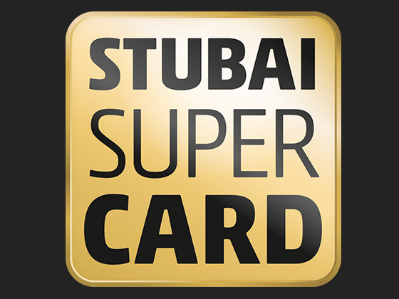 Stubai Super Card – brochure